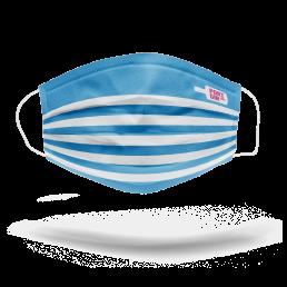 Frontale Seite Portgin Mund-Nasen-Maske